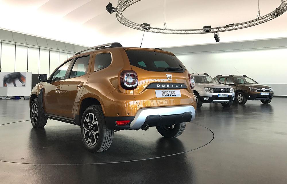 Strict Secret: noul Dacia Duster s-a dezbrăcat de secrete la Paris în fața Automarket - Poza 31