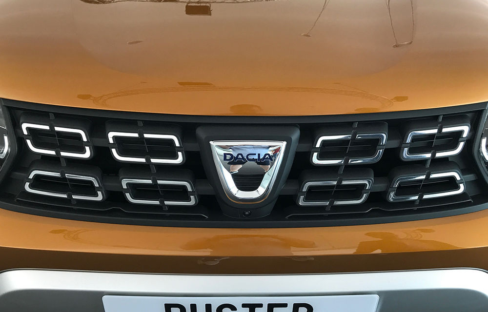 Strict Secret: noul Dacia Duster s-a dezbrăcat de secrete la Paris în fața Automarket - Poza 21