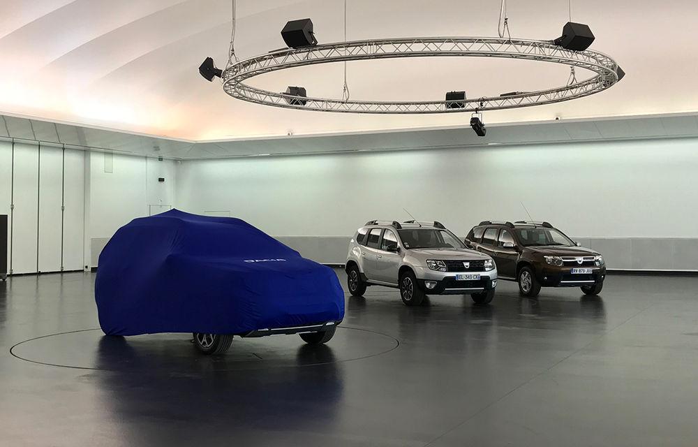 Strict Secret: noul Dacia Duster s-a dezbrăcat de secrete la Paris în fața Automarket - Poza 2