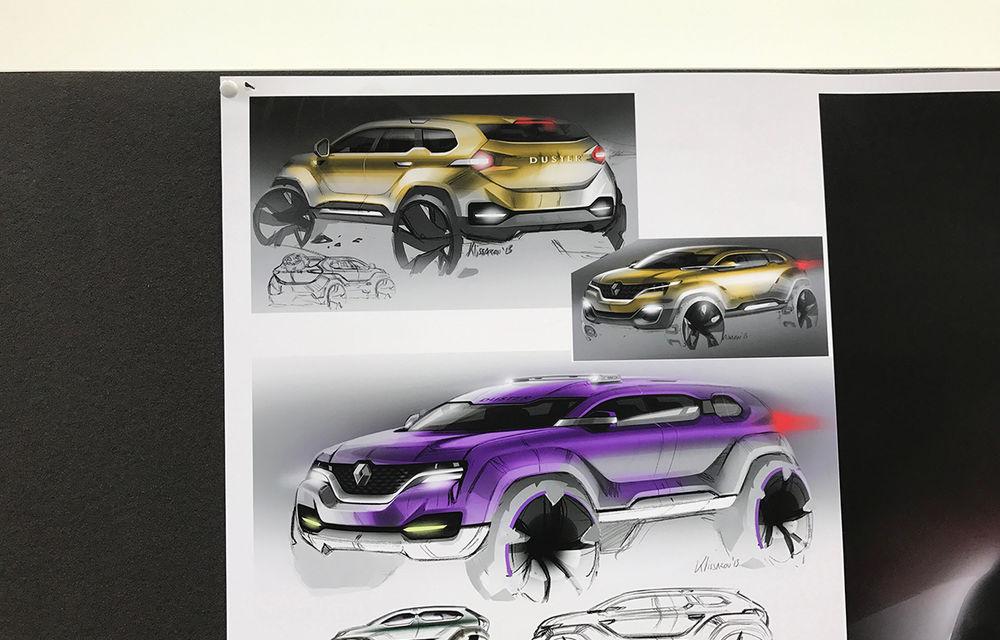 Strict Secret: noul Dacia Duster s-a dezbrăcat de secrete la Paris în fața Automarket - Poza 6
