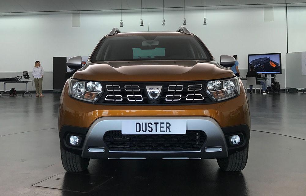Strict Secret: noul Dacia Duster s-a dezbrăcat de secrete la Paris în fața Automarket - Poza 16