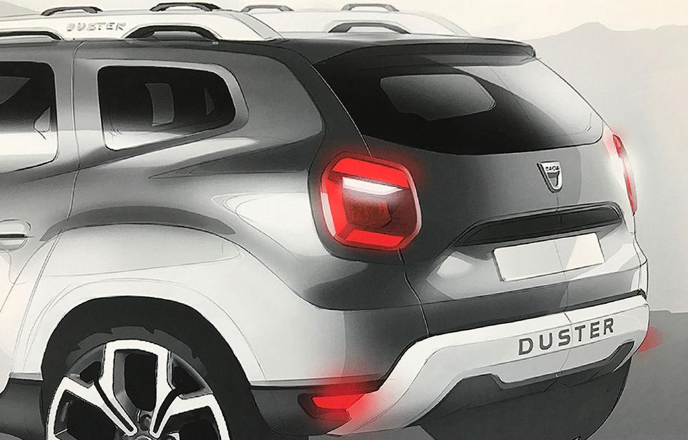 Strict Secret: noul Dacia Duster s-a dezbrăcat de secrete la Paris în fața Automarket - Poza 12