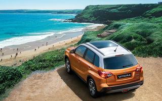 Informații despre viitorul Suzuki Vitara facelift: mai multe sisteme de siguranță și un design similar