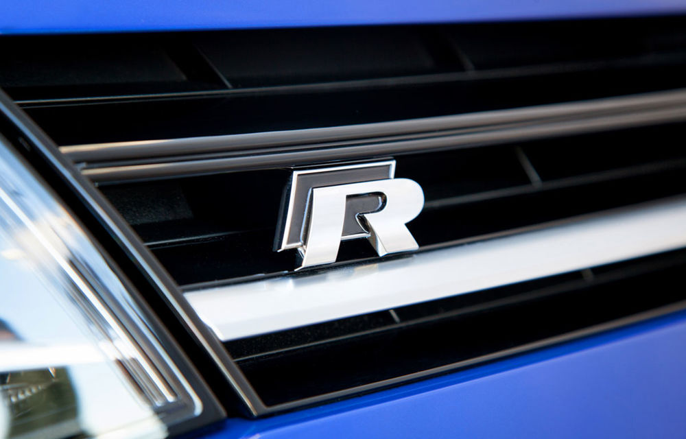 Volkswagen nu a uitat de divizia sa de performanță R: germanii plănuiesc versiuni sportive pentru T-Roc, Tiguan și Arteon - Poza 1