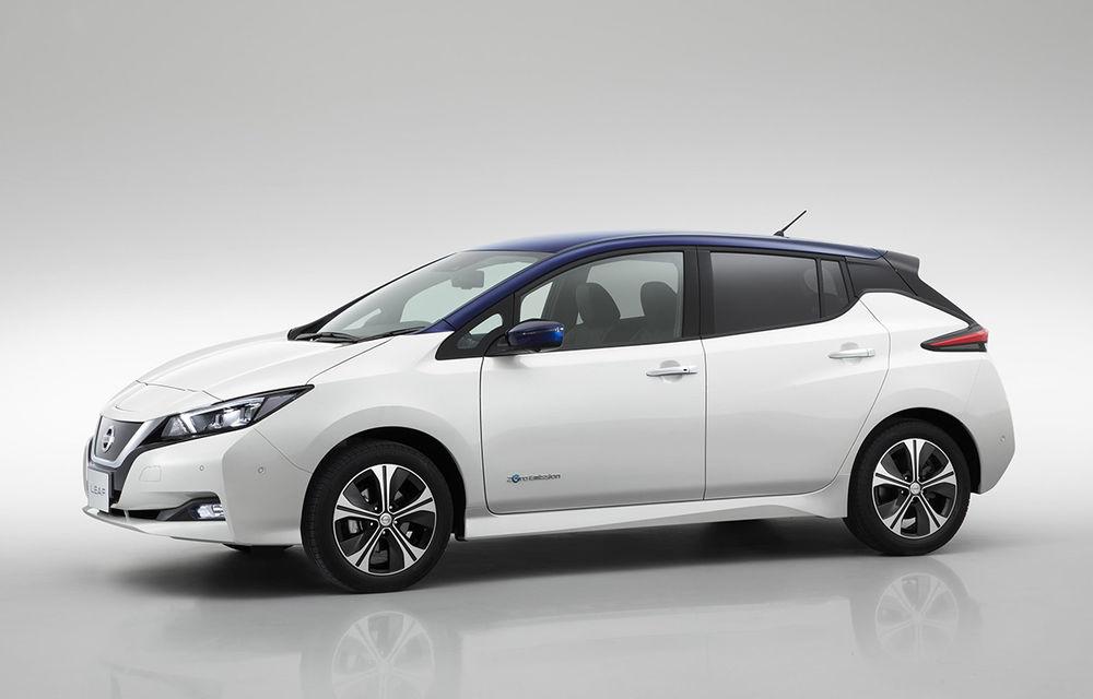 Nissan Leaf: noua generație a electricei japoneze are autonomie de 378 de kilometri - Poza 1