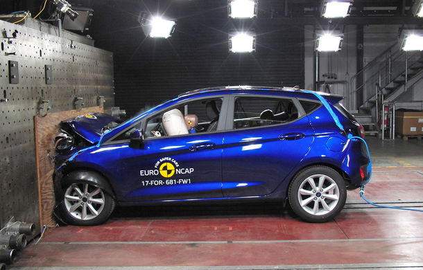 Noi rezultate Euro NCAP: Șase modele cu 5 stele, 4 stele pentru electrica Ampera-e, rezultate amestecate pentru Kia - Poza 1