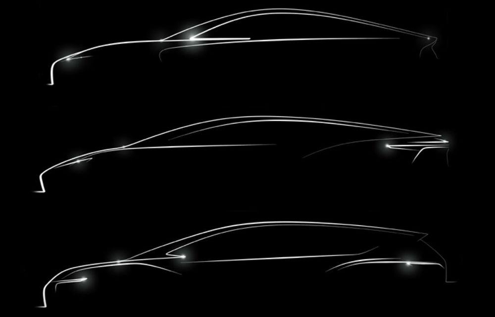 Detroit Electric promite trei mașini până în 2021: o sportivă și un SUV sunt pe listă - Poza 1