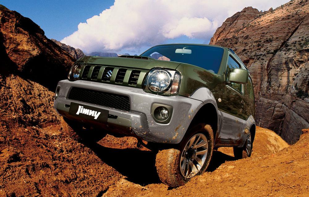 Feedback-ul clienților dictează: viitorul Suzuki Jimny își va păstra designul robust și abilitățile off-road - Poza 1