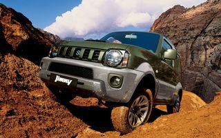 Feedback-ul clienților dictează: viitorul Suzuki Jimny își va păstra designul robust și abilitățile off-road