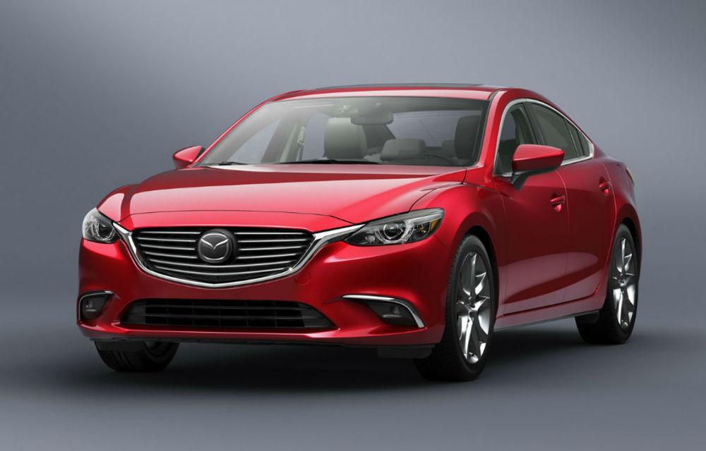 Mazda pariază pe versiuni electrice pentru toate modelele din 2035 - Poza 1