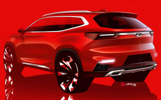 Primele detalii despre SUV-ul care va relansa marca Chery în Europa: 3 versiuni de propulsii electrificate și  ecran de 10 inch