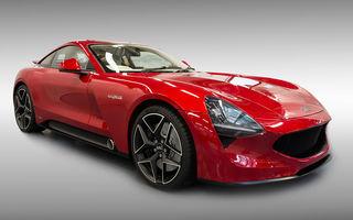 Marca britanică TVR revine la viață: TVR Griffith este o sportivă cu motor de 5.0 litri și peste 500 de cai putere