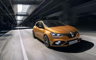 Renault Megane RS: noua generație are 280 de cai și sistem de direcție integrală