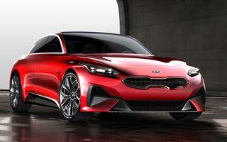 Kia Proceed Concept: indicii de design pentru viitoarea generație