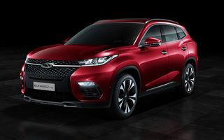 Chinezii de la Chery revin în Europa cu un nou brand: Exeed TX este un SUV plug-in hybrid