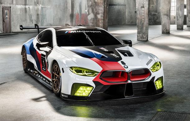 BMW M8 GTE a fost prezentat la Frankfurt: nemții pun ochii pe Campionatul Mondial de Anduranță - Poza 1
