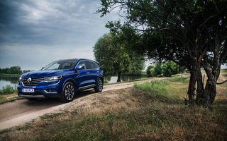 O lună cu Renault Koleos: punctele tari și punctele slabe ale celui mai mare SUV Renault