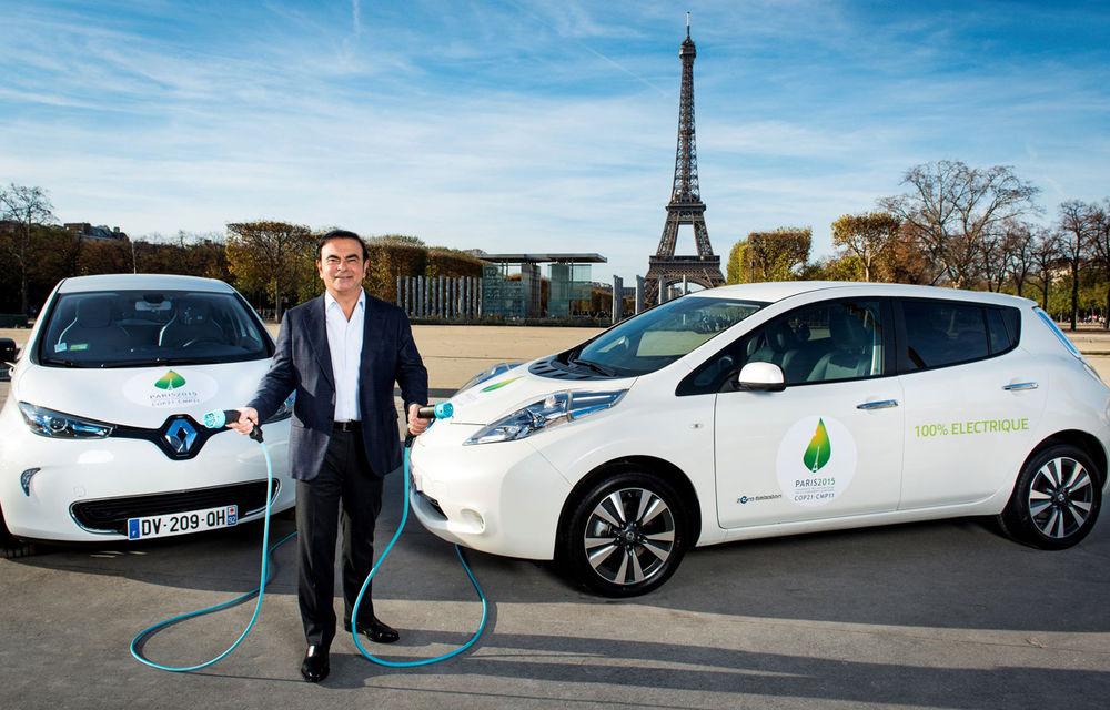 Alianța Renault-Nissan-Mitsubishi anunță planul pentru 2022: 12 mașini electrice, 40 de mașini autonome, 4 platforme și 22 de motoare comune - Poza 1