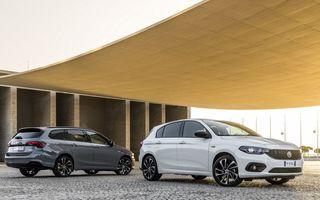 Estetică revizuită: Fiat Tipo poate fi comandat în versiunea S-Design