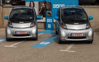 CABY: primul serviciu de car sharing doar cu mașini electrice a fost lansat în Iași
