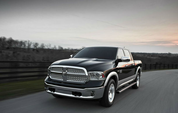 Risc de incendiu: Fiat-Chrysler recheamă în service 494.000 de pick-up-uri din cauza unei probleme la pompa de apă - Poza 1