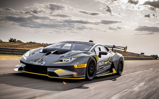Dedicat motorsportului: Lamborghini a lansat noul Huracan Super Trofeo EVO
