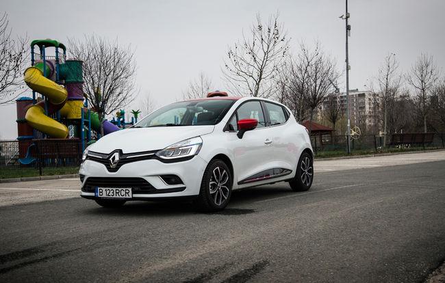 Test drive Renault Clio facelift