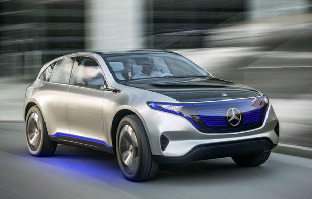 Investiție de un miliard de dolari: SUV-urile electrice de la Mercedes vor fi construite în SUA - Poza 1
