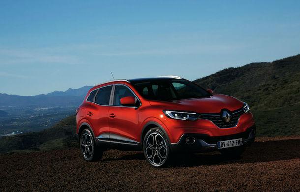 Contract de 1.4 milioane de euro: Renault livrează 100 de mașini pentru Poliția de Frontieră - Poza 1