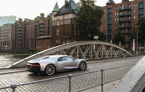 Chiron are mare succes la vânzări: Bugatti inaugurează în Germania primul său showroom la standarde noi - Poza 4