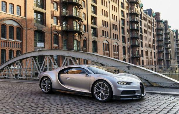 Chiron are mare succes la vânzări: Bugatti inaugurează în Germania primul său showroom la standarde noi - Poza 2