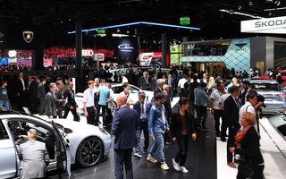 Salonul Auto de la Frankfurt, în declin: numărul vizitatorilor a scăzut cu 13%, iar peste 10 constructori au renunțat la participare