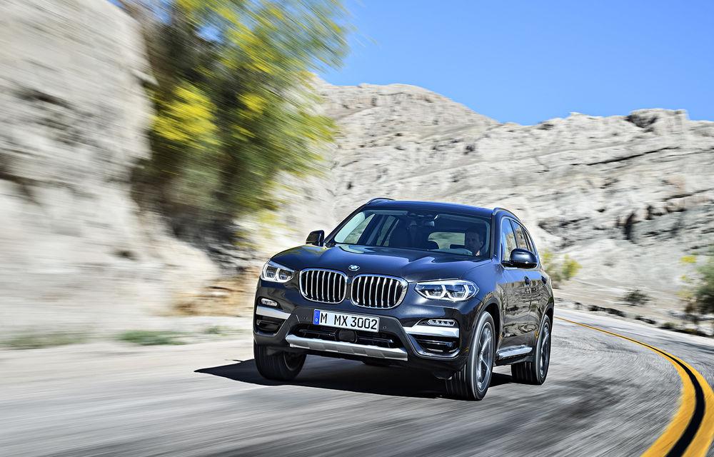 Noul BMW X3 este disponibil și în România: prețurile pornesc de la 47.800 de euro cu TVA - Poza 1