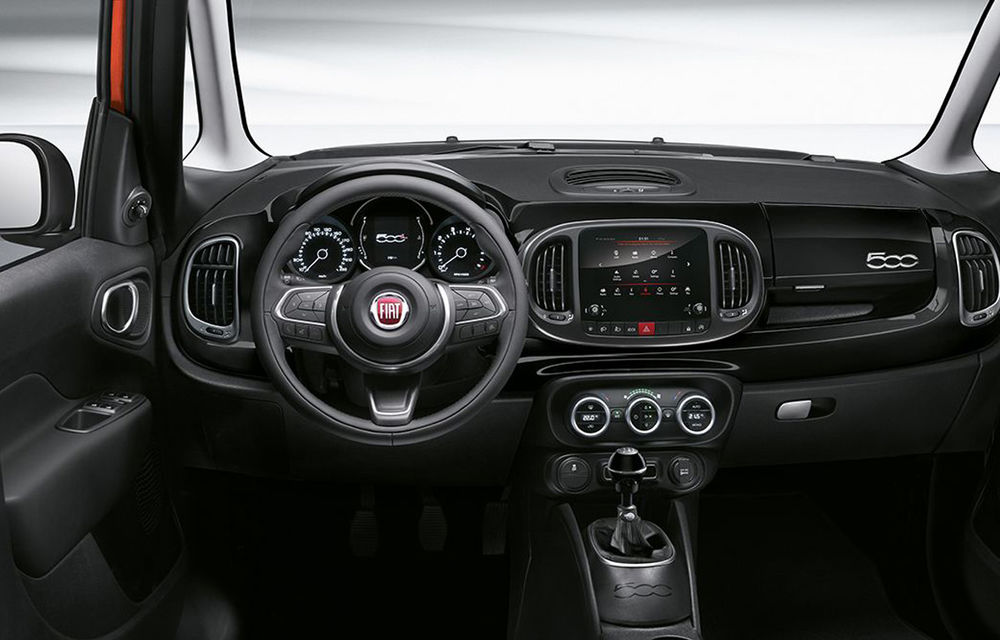 Fiat 500L City Cross: monovolumul italian primește o versiune specială cu aspect de SUV - Poza 3