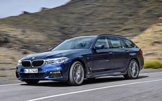 Decizie surprinzătoare: BMW nu o să ofere versiuni electrificate ale modelelor break