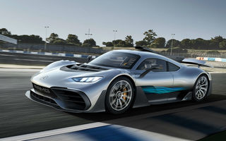 Project One: Hypercarul Mercedes-AMG cu tehnologie de Formula 1 ar putea fi construit în Marea Britanie