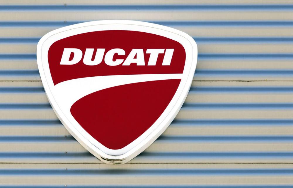 """Sindicatele italiene anunță: """"Volkswagen nu mai vinde Ducati!"""" - Poza 1"""