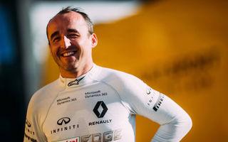 Kubica ar putea reveni în Formula 1 la Williams: polonezul va testa pentru britanici pentru a-și demonstra abilitățile