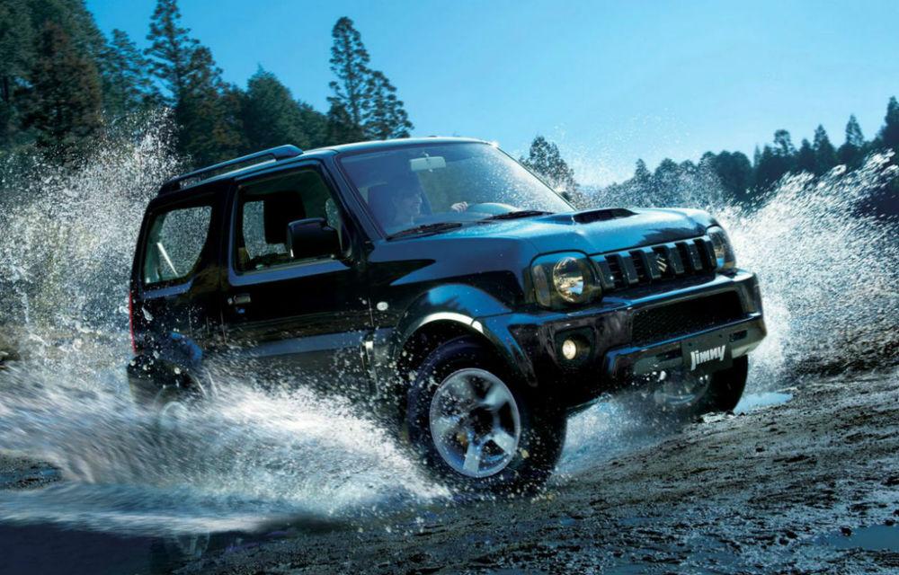 Așteptări ridicate: Suzuki vrea creșterea vânzărilor cu 20% după lansarea noului Jimny - Poza 1