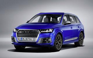 """Audi pregătește eliminarea unor motoare din gamă, dar nu renunță la V8: """"Avem mulți clienți interesați de V8"""""""