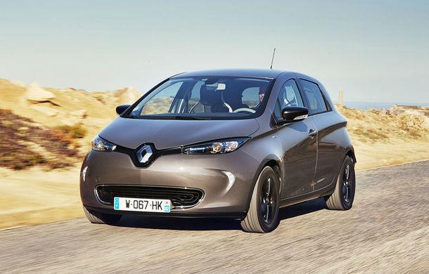 Investiții în inovație: Renault vrea sisteme mai inteligente pentru încărcarea mașinilor electrice - Poza 1