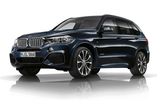 Ediții speciale pentru BMW X5 și BMW X6: un plus de sportivitate - Poza 1