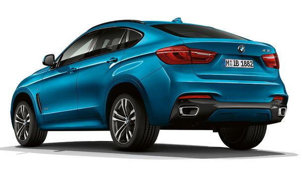 Ediții speciale pentru BMW X5 și BMW X6: un plus de sportivitate - Poza 3