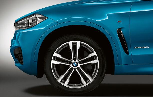 Ediții speciale pentru BMW X5 și BMW X6: un plus de sportivitate - Poza 5