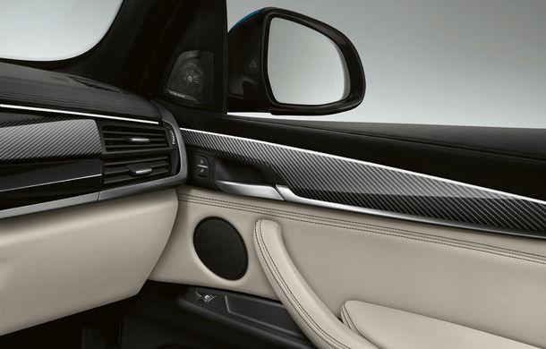 Ediții speciale pentru BMW X5 și BMW X6: un plus de sportivitate - Poza 4