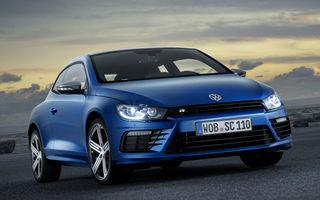 Volkswagen oprește definitiv producția lui Scirocco: coupe-ul nu are încă niciun succesor