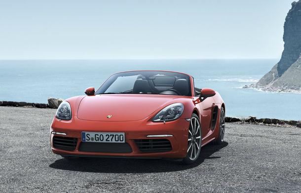 Ofertă de la nemți: pentru 2.000 de dolari pe lună îți poți face abonament la mașinile Porsche - Poza 1