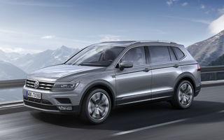 Volkswagen Tiguan Allspace a ajuns și în România: SUV-ul cu șapte locuri pleacă de la 26.000 de euro cu TVA