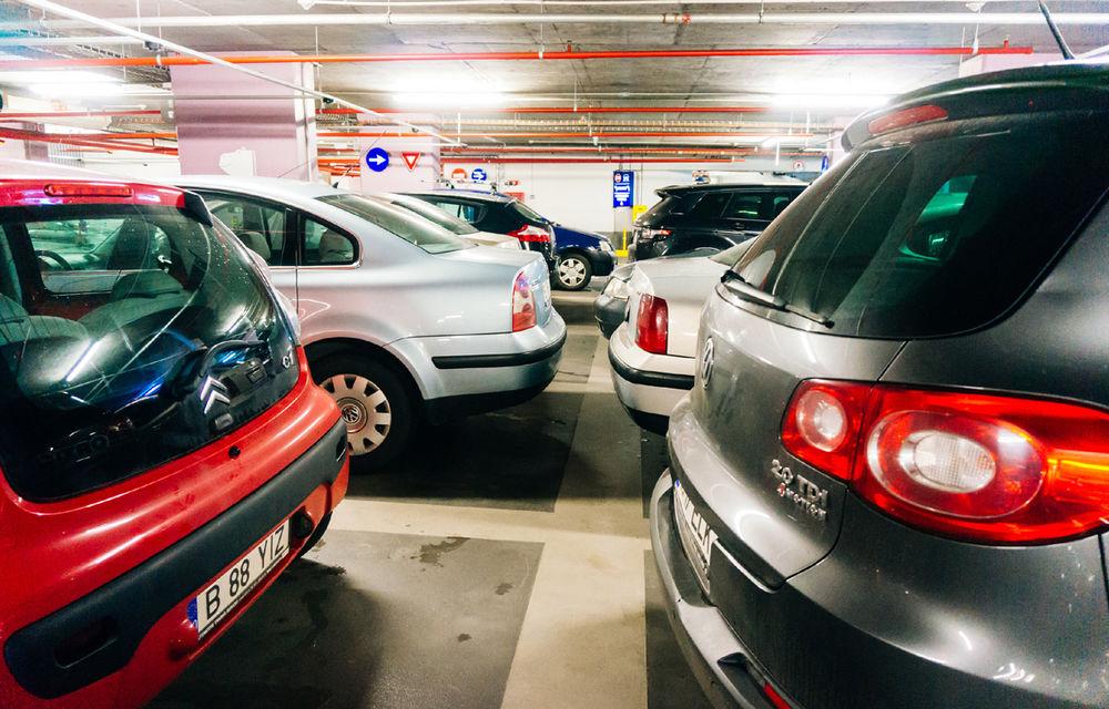 Locurile de parcare, coșmarul bucureștenilor: 80% recunosc că au parcat neregulamentar, 47% au avut conflicte verbale sau fizice - Poza 1