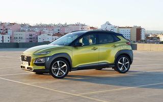 Versiunea electrică a lui Hyundai Kona va fi disponibilă în două versiuni: varianta de top va avea autonomie de 400 de kilometri
